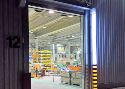Tore im industriellen Umfeld